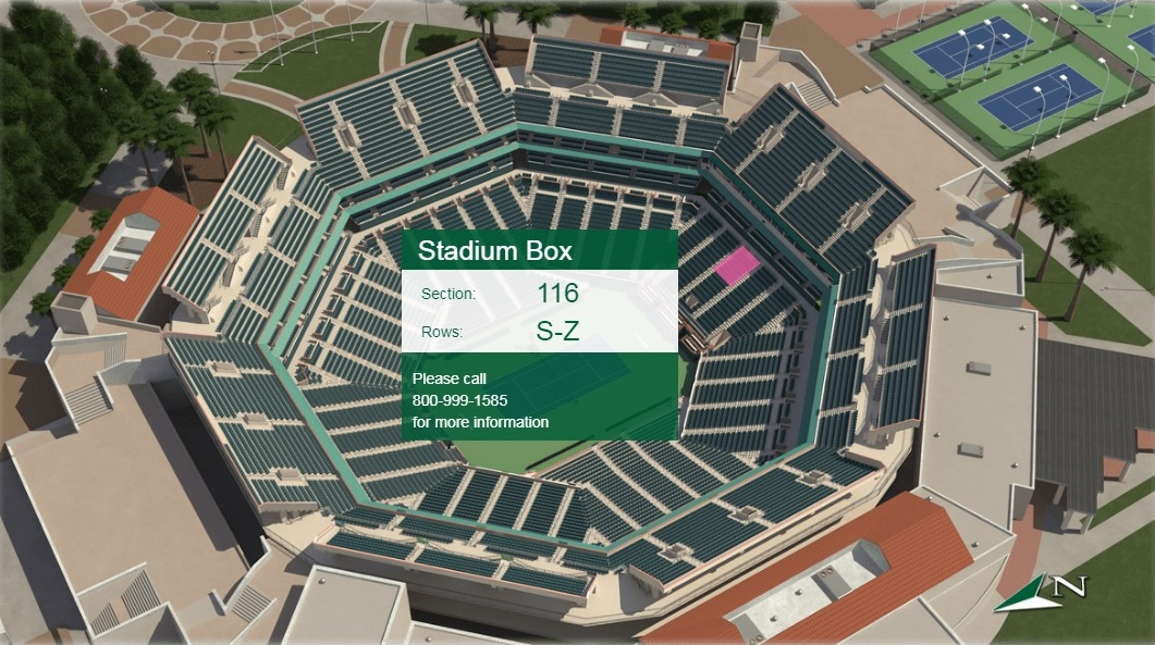 Bnp Paribas Open - Ticket Sales Updates